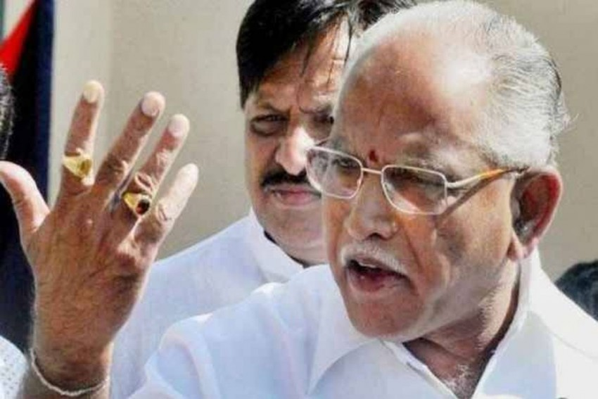 Yeddyurappa Hits Out At Congress, Dismisses Bribe Payment Charge As 'Malicious'