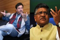BJP Denies Ticket To Shatrughan Sinha, Union Minister Ravi Shankar Prasad To Contest From Patna Sahib