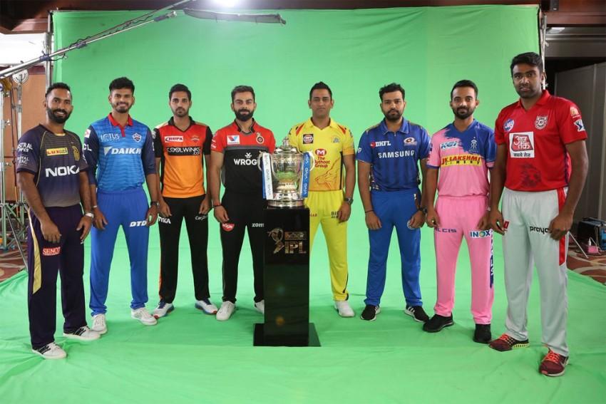 Indian Premier League 2019 Points Table