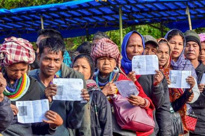 Mizoram Chief Electoral Officer Issues Notice To PRISM Leaders On Secession