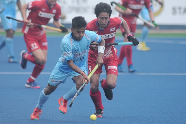 Sultan Azlan Shah Cup Hockey: India Beat Asian Games Champions Japan 2-0