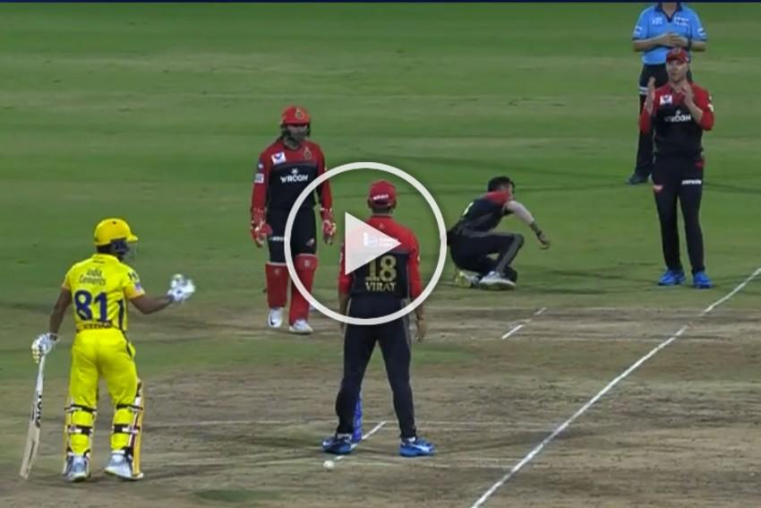 IPL 2019: Three RCB Fielders Fail To Retrieve Ball In Time, Leaves Captain Virat Kohli Fuming – WATCH