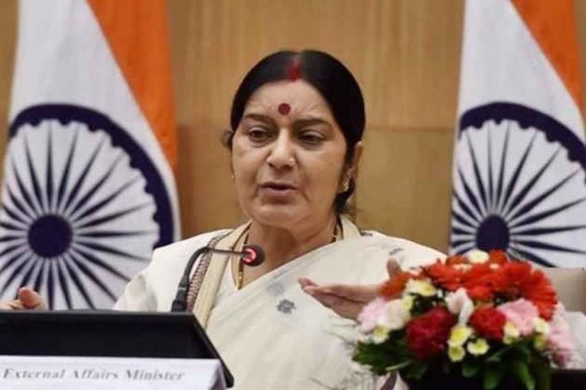 Sushma Swaraj Seeks Report Into Alleged Abduction Of 2 Hindu Girls In Pakistan
