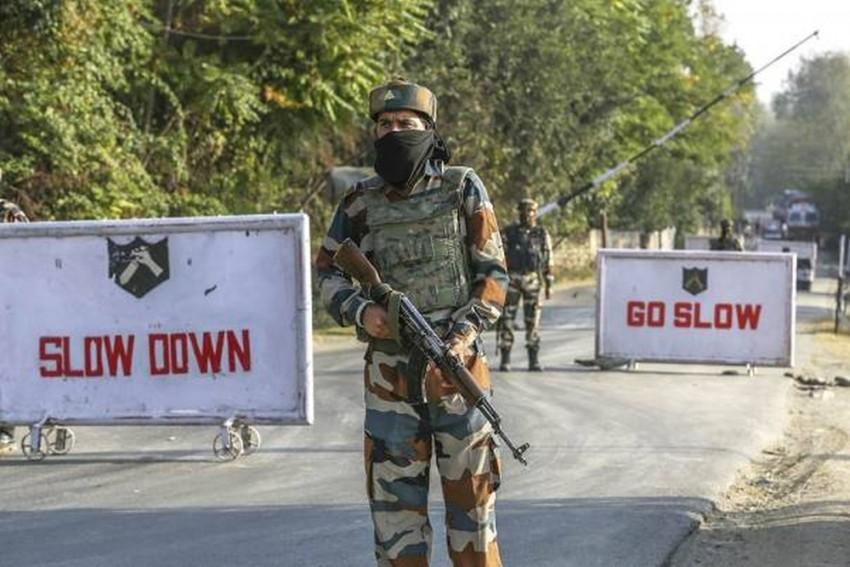 Security Forces Arrest 3 Jaish Terrorists In Jammu & Kashmir