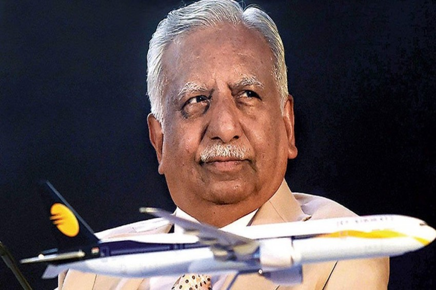 Jet Airways Founder Naresh Goyal, Wife Resign Amid Debt Crisis