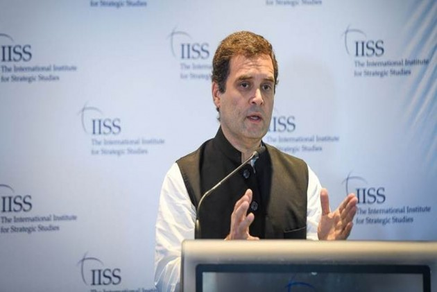Consume 500gm Poison, Survive: Gujarat BJP Minister Dares Rahul Gandhi