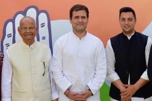 Ex-Telecom Minister Sukh Ram Rejoins Congress