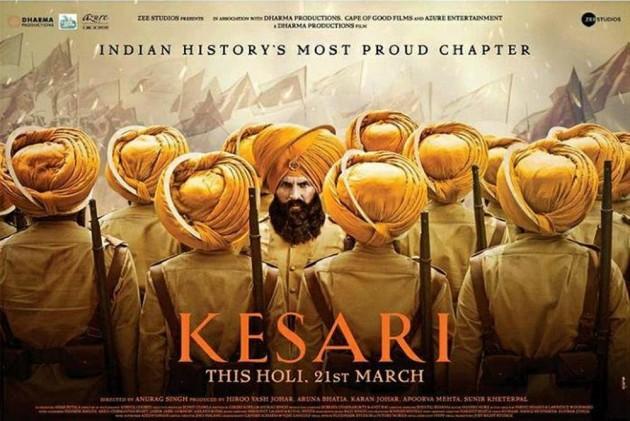 Akshay Kumar-Starrer <em>'Kesari'</em> Becomes 2019's Top Opening Weekend Earner