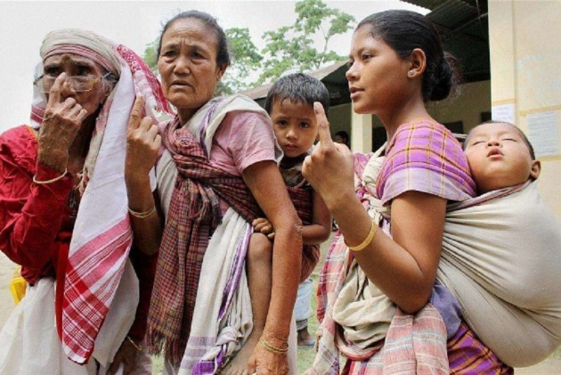 45 Candidates File Nomination For 5 Lok Sabha Seats In Assam