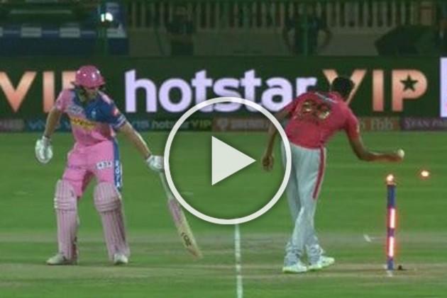Buttler Mankaded! Ashwin's Trickery Fails To Impress Indian Fans – WATCH