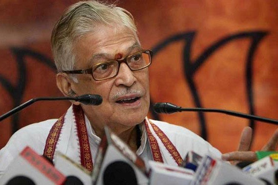 BJP Releases List For UP, Murli Manohar Joshi Dropped; Maneka, Varun Gandhi Swap Seats