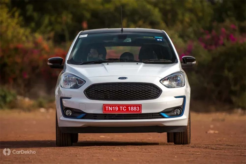 Ford Aspire Blu Launch Expected Soon