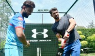 IPL 2019: Rishabh Pant Teaches Olympic Legend Michael Phelps Cricket