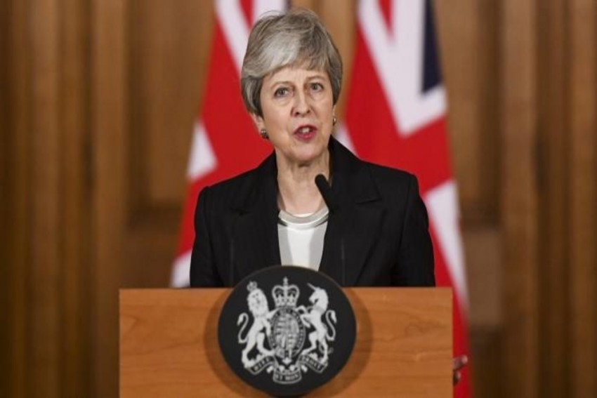 Theresa May Offers To Quit Before 'Next Phase' Of Negotiations As MPs Debate Brexit