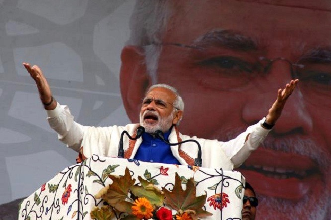 Modi's Jammu Rally A High Stakes Affair For Kashmir, Pakistan