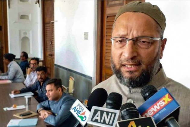 Asaduddin Owaisi Claims Non-BJP, Non-Congress Front Is Likely To Form Govt At Centre
