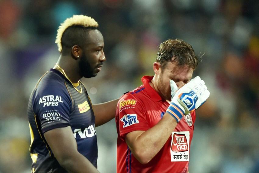 IPL 2019: Dre Russ Rocks Again, Helps KKR Beat KXIP By 28 Runs