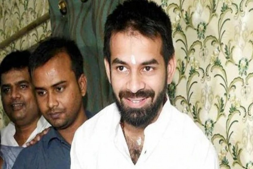 Upset Over Being Sidelined, Tej Pratap Yadav Resigns As RJD Students Wing Mentor
