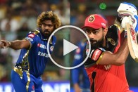 IPL 2019: Angry Virat Kohli Slams Umpire After Lasith Malinga's No-Ball Robs RCB Of Chance To Beat MI – WATCH