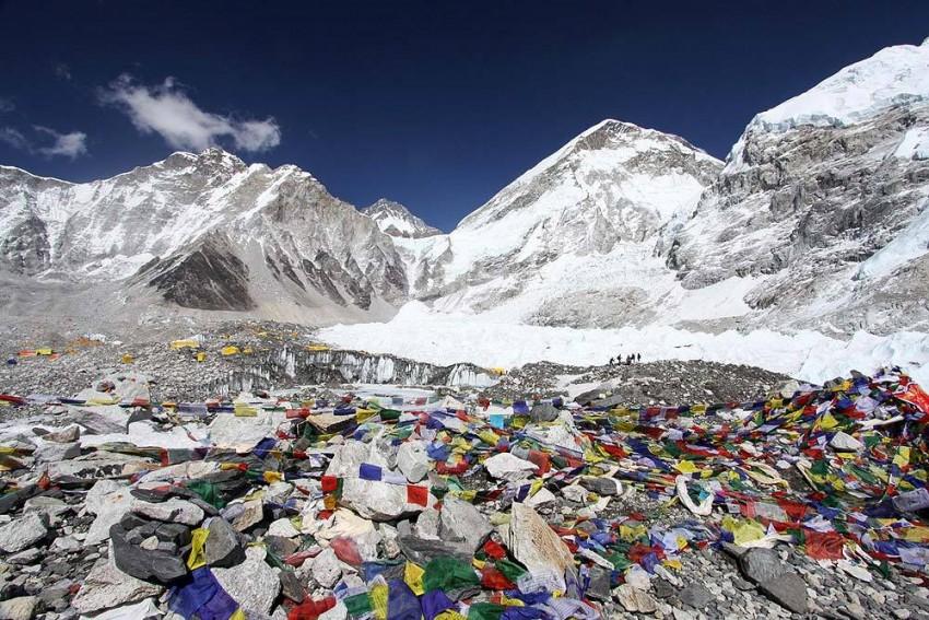Sherpa Widows In Nepal Break Down Taboos As They Eye Everest