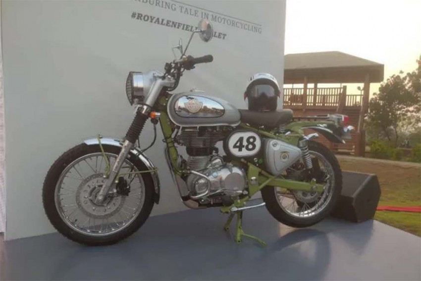 Royal Enfield Launches Bullet Trials 350, Bullet Trials 500 Scramblers