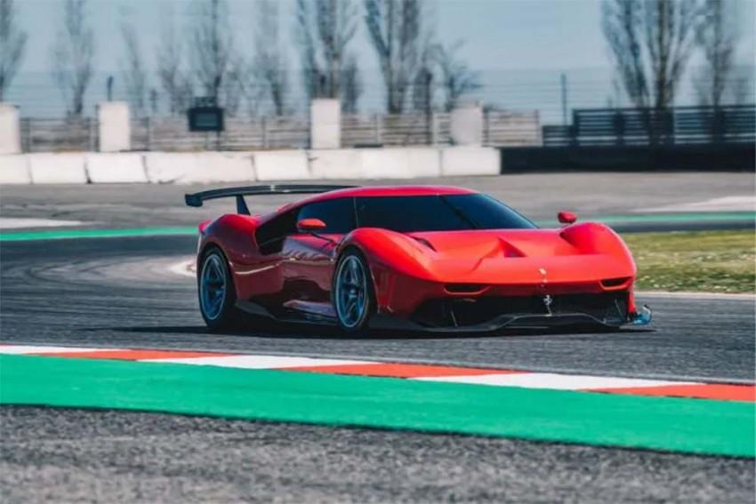 The Ferrari P80/C Is A One-Off Ferrari Like Never Before