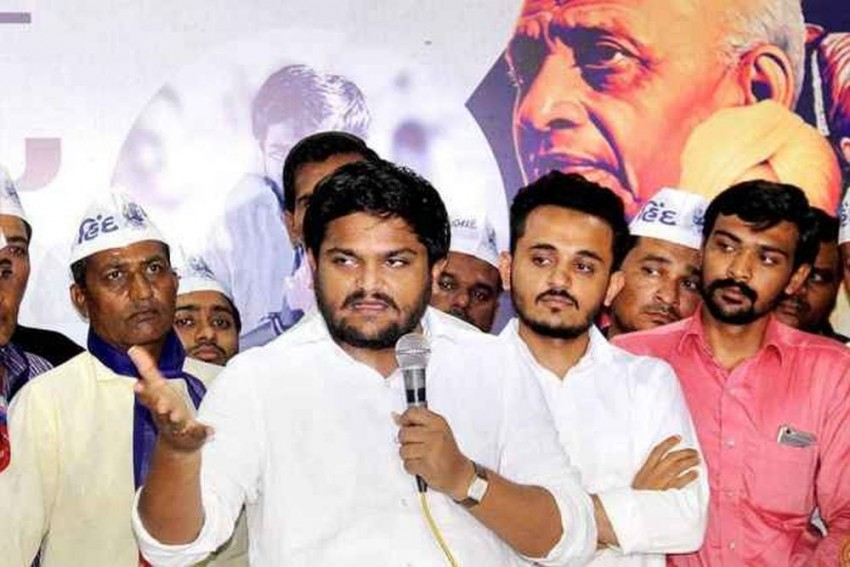 Hardik Patel Can't Contest Elections As Gujarat HC Refuses To Stay His Conviction In Rioting Case