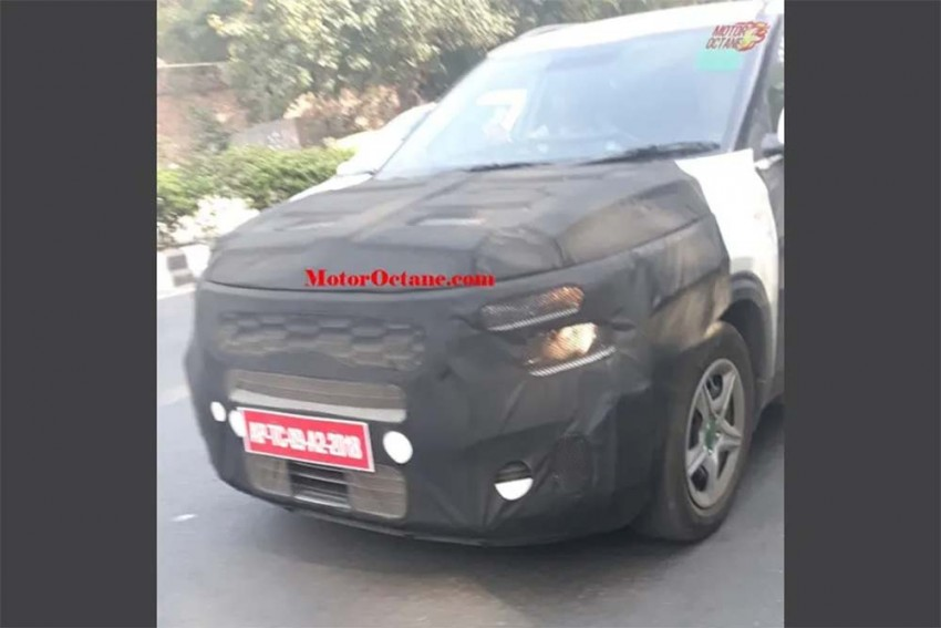 Lower-Spec Kia SP2i Spied For The First Time