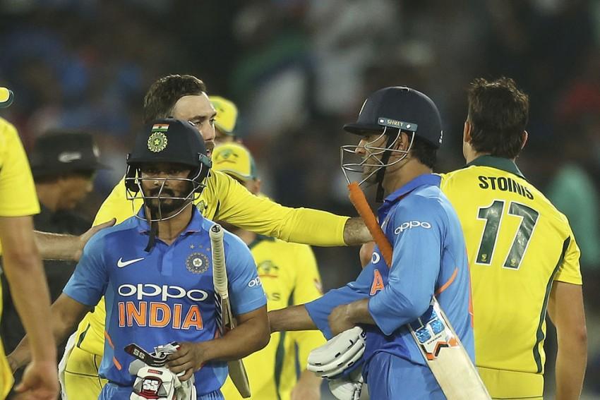 India Vs Australia: MS Dhoni's Mere Presence Keeps The Pressure On Opponents, Says Kedar Jadhav