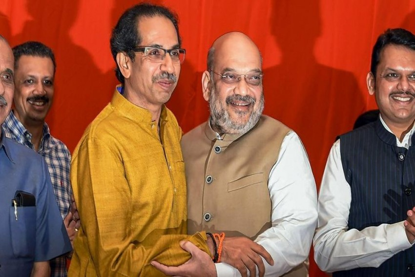 Our Thinking Is One, Our Ideology Is One And Our Leader Is Also One- PM Modi: Uddhav Thackeray