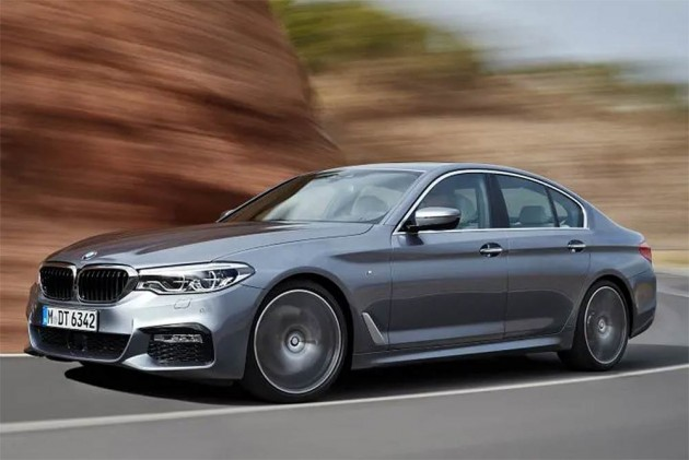 BMW 5 Series Petrol Gets Sporty M Treatment In India