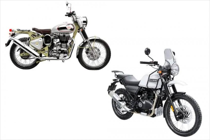 Family Feud: Royal Enfield Bullet Trials 500 vs Himalayan