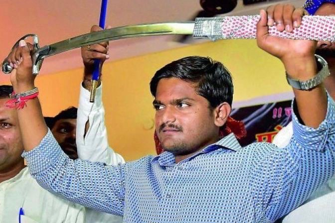 Those Who Eat Biryani With Separatists Are Fooling People: Hardik Patel Hits Out At BJP