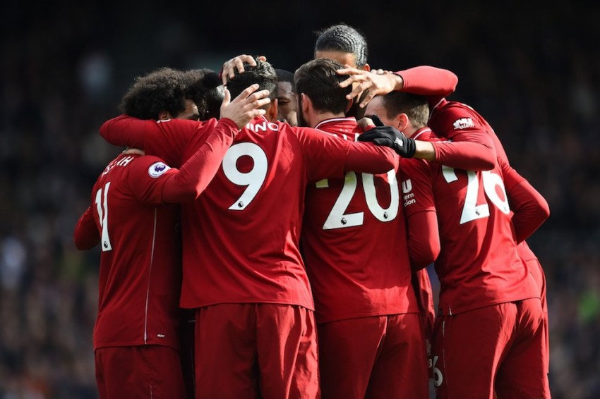 EPL 2019: Liverpool Host Spurs As The Title Race Intensifies