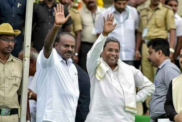 Cong-JDS To Launch Joint Campaign For LS Polls In Karnataka, Mega Rally Today