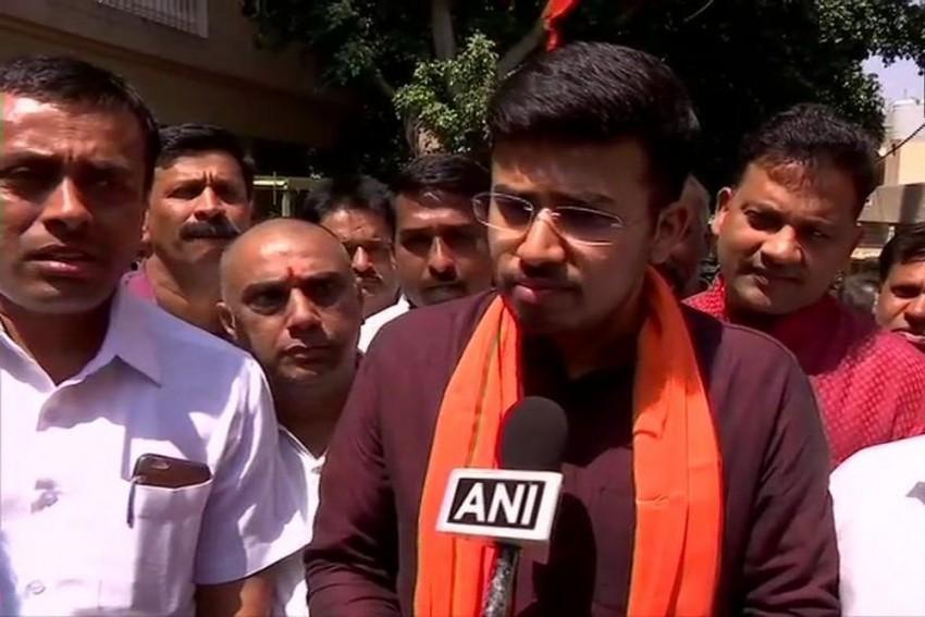Bengaluru: BJP Candidate Tejasvi Surya Gets Court Order To Bar Media From Publishing Defamatory Content