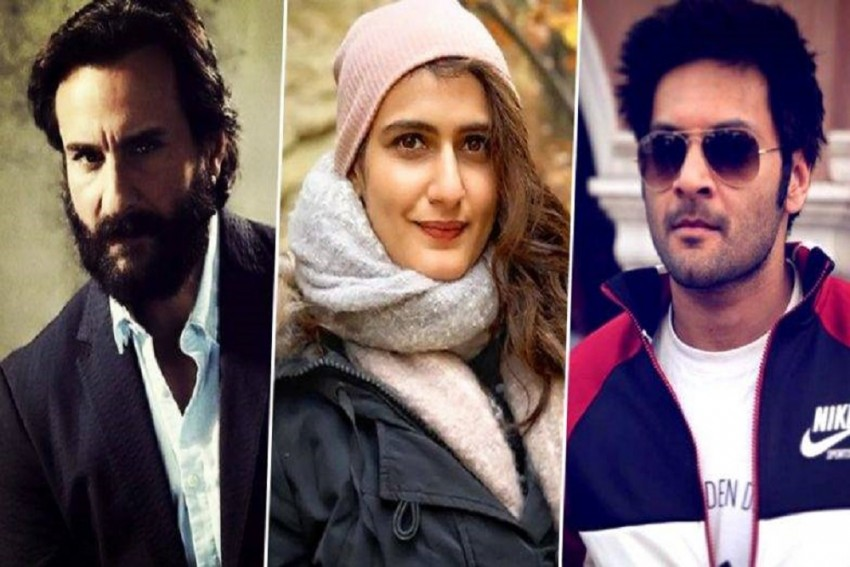 Saif, Ali Fazal, Fatima to star in horror comedy 'Bhoot Police'