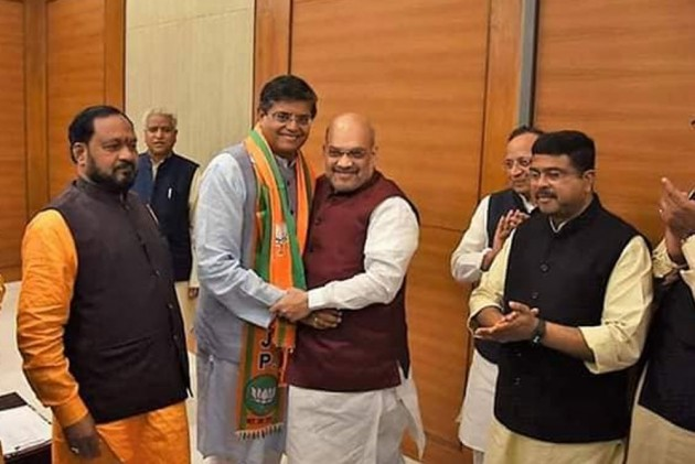 The Challenges For Baijayant Panda As A BJP Man In Odisha