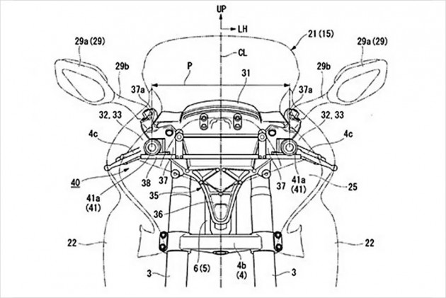Honda Aims To Make Riding Safer With Stereoscopic Cameras