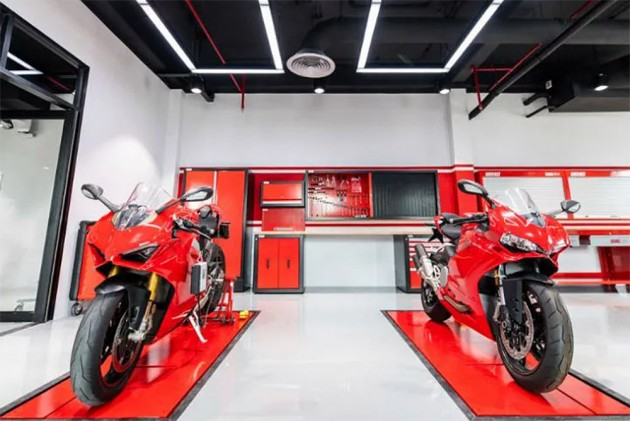 Ducati Inaugurates New Training Centre In Thailand