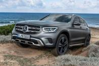 Mercedes-Benz GLC Facelift Revealed; Gets New Engines & Features