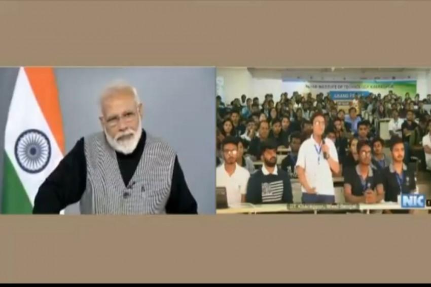 PM Modi's Remark On Dyslexia Draws Flak, Rights Group Demands Apology