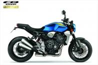 Honda Pays Tribute To CB750 With A Custom CB1000R