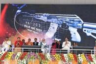 Rahul Gandhi Accuses PM Modi Of 'Telling Another Lie' In Amethi