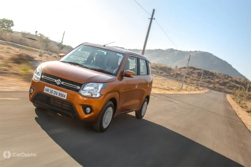 2019 Maruti WagonR CNG Prices Leaked; Starts From Rs 4.84 Lakh
