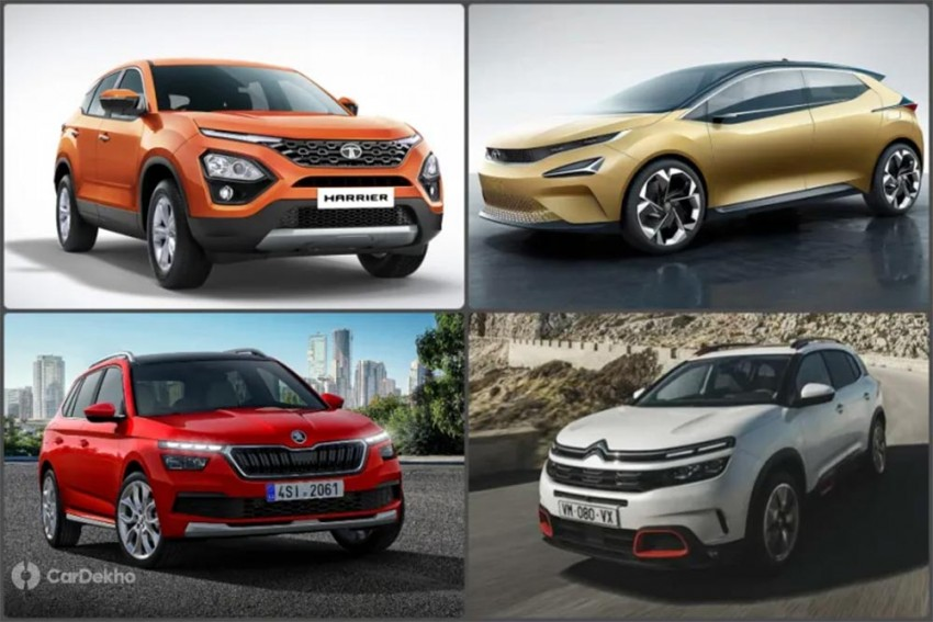 Weekly Wrap-Up: Tata Altroz, 7-Seat Harrier Teased, Electric Renault Kwid Images Leaked & More
