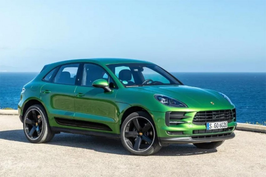 Next-Gen Macan To Be Porsche's First Electric SUV