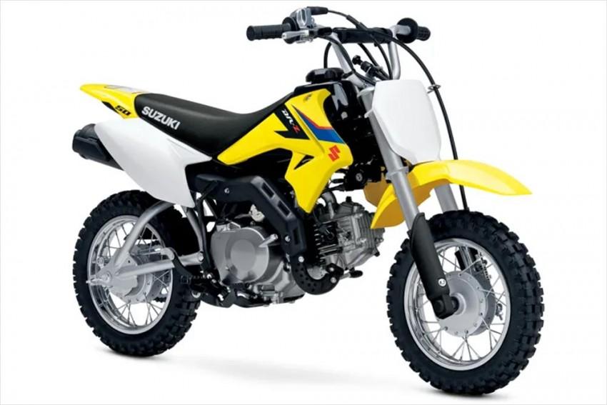 Suzuki Launches DR-Z50 Mini-Bike