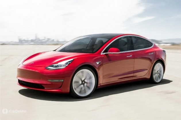 Rs 25 Lakh Tesla Model 3 Introduced; Coming To India?