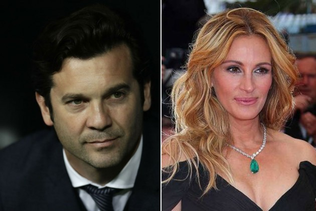 Santiago Solari, What Will You Say To Julia Roberts Now?